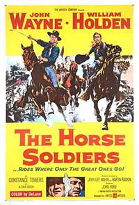 The Horse Soldiers (1959) 1080p Poster