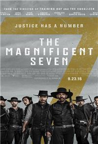 The Magnificent Seven (2016) 1080p Poster