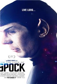 For the Love of Spock (2016) 1080p Poster