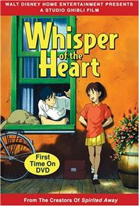Whisper of the Heart (1995) 1080p Poster
