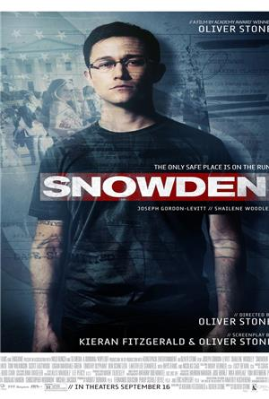 Snowden (2016) 1080p Poster