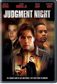 Judgment Night (1993) 1080p Poster