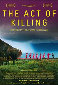 The Act of Killing (2012) 1080p Poster