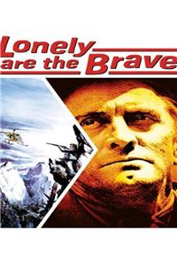 Lonely Are the Brave (1962) 1080p Poster