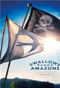 Swallows and Amazons (2016) 1080p Poster