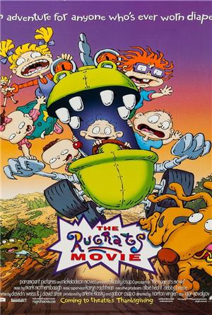 Download YIFY Movies The Rugrats Movie (1998) 720p MP4[708 ...