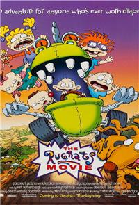 The Rugrats Movie (1998) Poster
