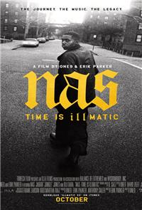 Nas: Time Is Illmatic (2014) 1080p Poster