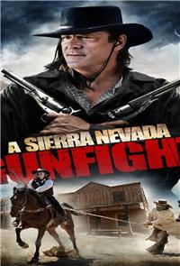 A Sierra Nevada Gunfight (2013) 1080p Poster