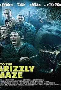 Into the Grizzly Maze (2015) 1080p Poster