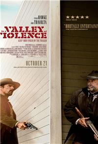 In a Valley of Violence (2016) 1080p Poster