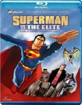 Superman vs. The Elite (2012) Poster