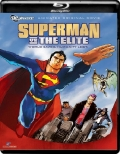 Superman vs. The Elite (2012) 1080p Poster