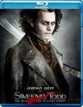 Sweeney Todd (2007) Poster