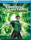 Green Lantern: Emerald Knights (2011) Poster