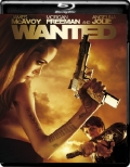 Wanted (2008) 1080p Poster