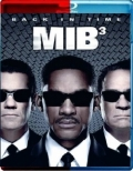 Men in Black 3 (2012) 3D Poster