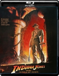 Indiana Jones and the Temple of Doom (1984) 1080p Poster