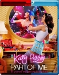 Katy Perry: Part of Me (2012) 3D Poster