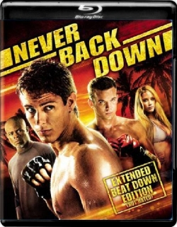 Never Back Down (2008) 1080p Poster