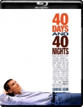 40 Days and 40 Nights (2002) 1080p Poster