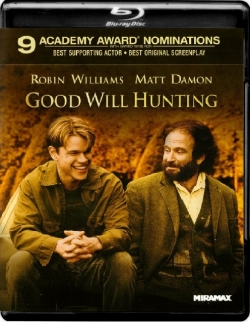Good Will Hunting (1997) 1080p Poster