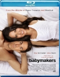 The Babymakers (2012) Poster