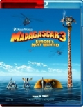 Madagascar 3: Europe's Most Wanted (2012) 3D Poster