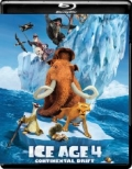 Ice Age: Continental Drift (2012) 1080p Poster