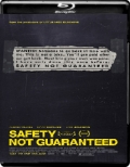 Safety Not Guaranteed (2012) 1080p Poster