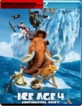 Ice Age: Continental Drift (2012) 3D Poster