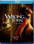 Wrong Turn 3: Left for Dead UNRATED (2009) Poster