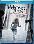 Wrong Turn 4 UNRATED (2011) Poster