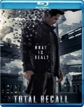 Total Recall EXTENDED (2012) Poster