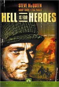 Hell Is for Heroes (1962) Poster