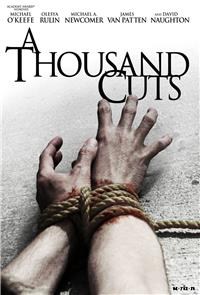A Thousand Cuts (2012) 1080p Poster