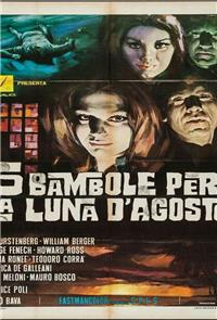 5 Dolls for an August Moon (1970) Poster
