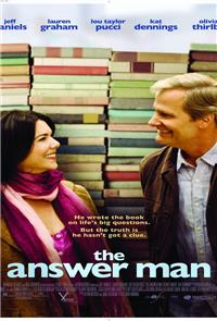 The Answer Man (2009) 1080p Poster