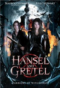 Hansel & Gretel: Warriors of Witchcraft (2013) 1080p Poster