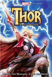 Thor - Tales of Asgard (2011) Poster