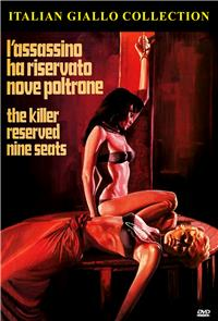 The Killer Reserved Nine Seats (1974) Poster