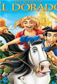 The Road to El Dorado (2000) Poster