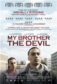 My Brother the Devil (2012) 1080p Poster