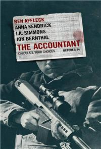 The Accountant (2016) 1080p Poster