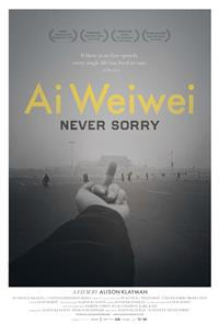 Ai Weiwei: Never Sorry (2012) Poster