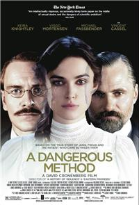 A Dangerous Method (2011) 1080p Poster