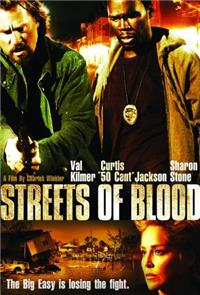 Streets of Blood (2009) 1080p Poster