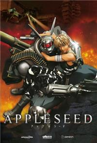 Appleseed (2004) 1080p Poster