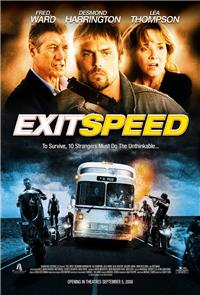 Exit Speed (2008) 1080p Poster