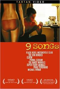 9 Songs (2004) Poster
